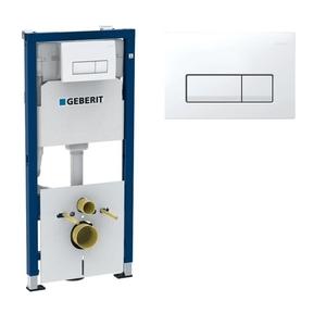 Система инсталляции для унитазов Geberit Duofix 458.128.11.1 4 в 1 с к