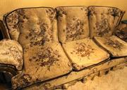 Продам диван (ИТАЛИЯ) для гостиной б/у.