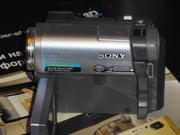 Продам видеокамеру SONY б/у.