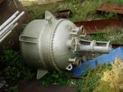 Реактора-1м3-16м3-, аппараты с перемешивающим устройством б/у н/ж