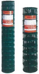 Сетка металлическая сварная с ПВХ покрытием для ограждения