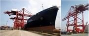 Причальный кран судно-берег SANY STS5001