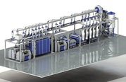 Продаю лучшее турецкое мельничное оборудование напрямую безпосредников под ключ установка новых,  реконструкция старых производст